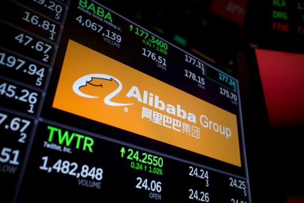 หุ้น Alibaba 2