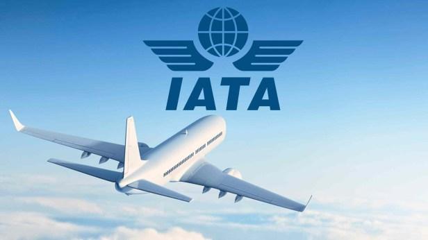 IATA บิน