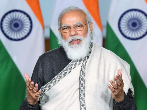 Modi อินเดีย