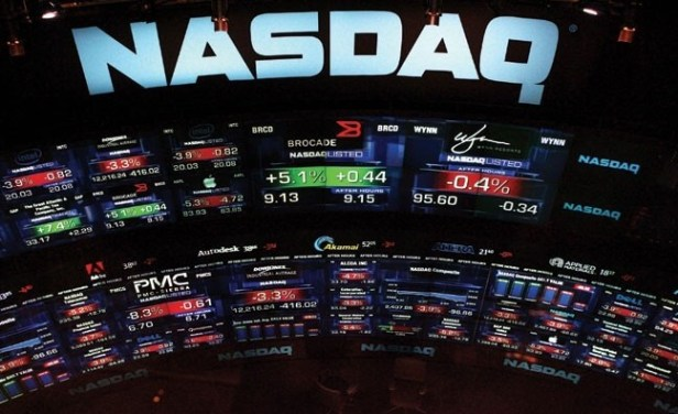 Nasdaq Alibaba