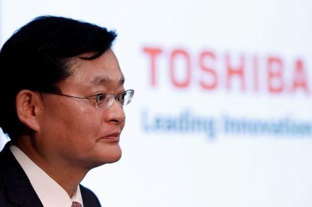 Toshiba CEO 2