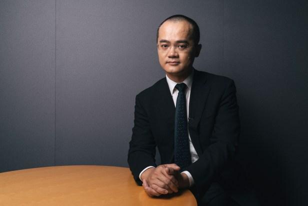 Wang Xing Meituan