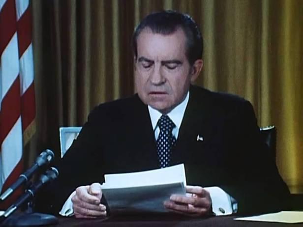 4 ล้ม Nixon Washington Post