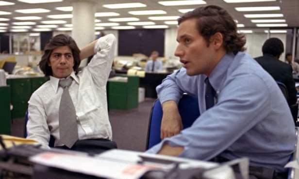 Bob Woodward Carl Bernstein