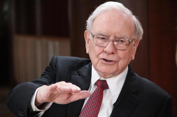 Buffett Robinhood