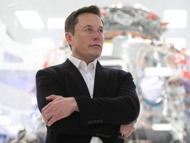 Elon Musk Virgin