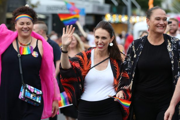 ขวัญใจ LGBT Ardern