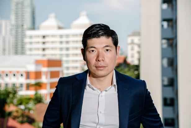 Anthony Tan Grab Gojek