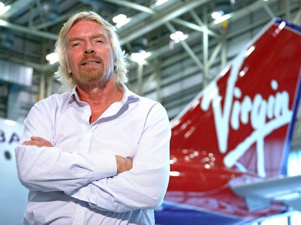 Branson-smile virgin