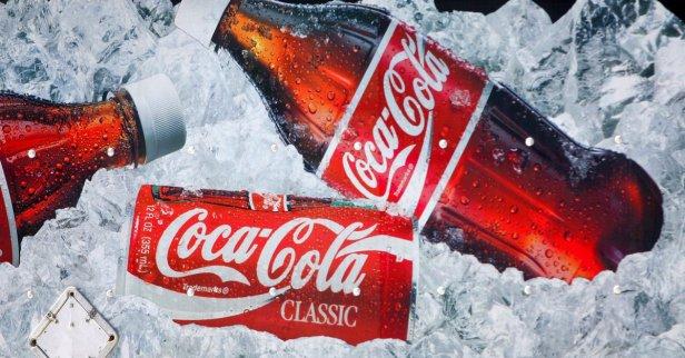 Coca-Cola ย้ายขวด