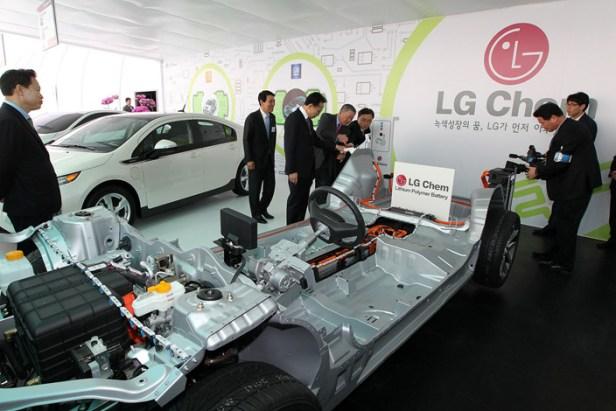 แบ่รนด์เกาหลีใต้ชั้นนำ LG