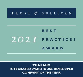 2021 Thailand Integrated Warehouse Developer Company of the Year