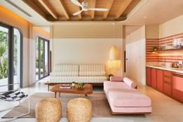 Bayside Villa Interior