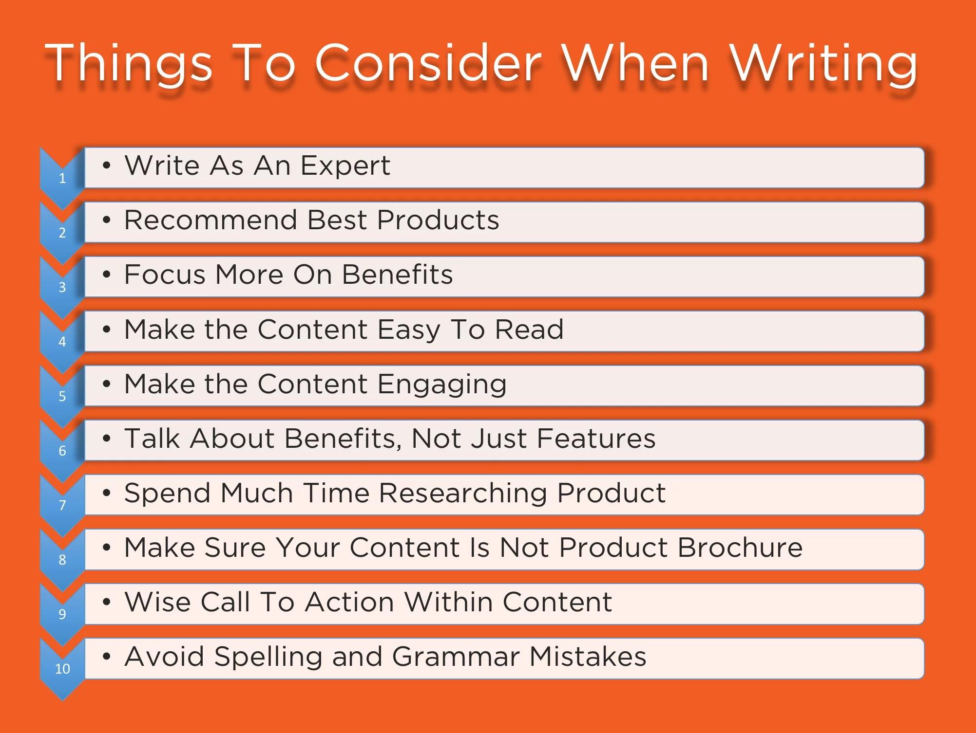 how to write a website design guideline