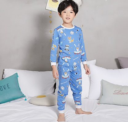 Olomimi Space Ranger Pyjamas ( 9 Sleeve)