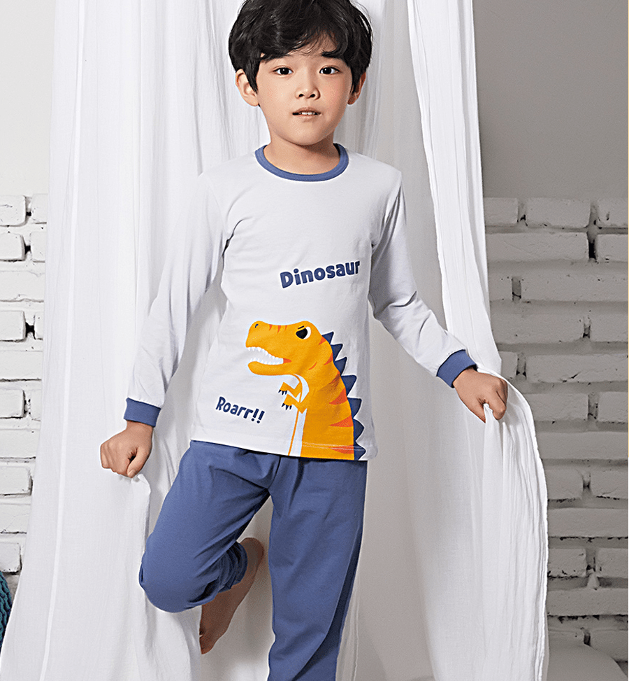 Olomimi Big Dino Kid Pyjamas