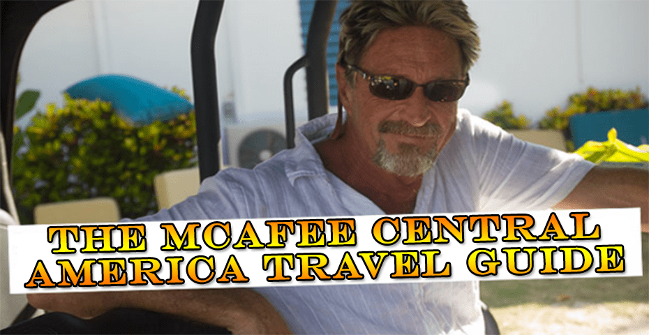 John McAfee's Guide To Help You Get To Your Destination 1