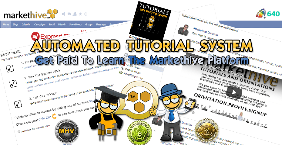 MARKETHIVE TUTORIALS - This Is Where It All Starts 1