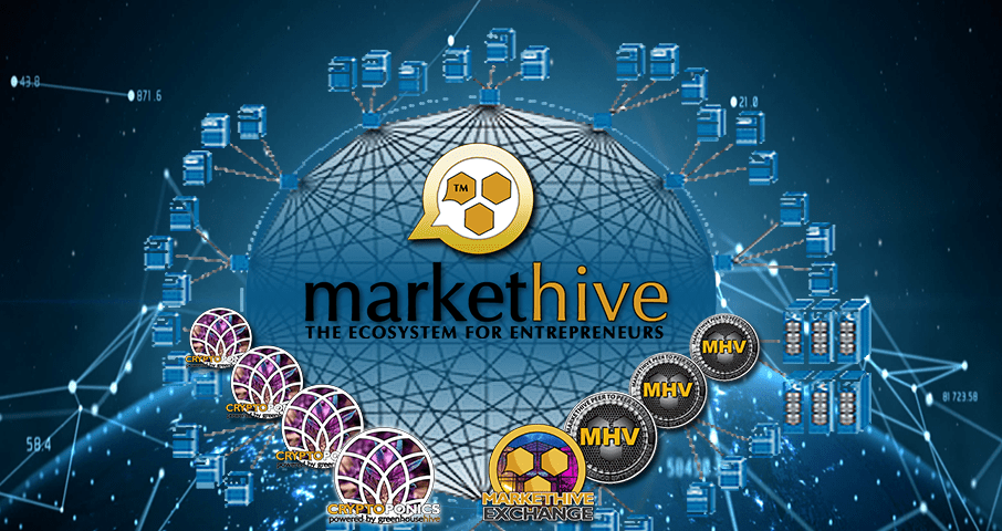 MARKETHIVE MAKING HISTORY IN SOCIAL MARKET MEDIA AND BLOCKCHAIN 3
