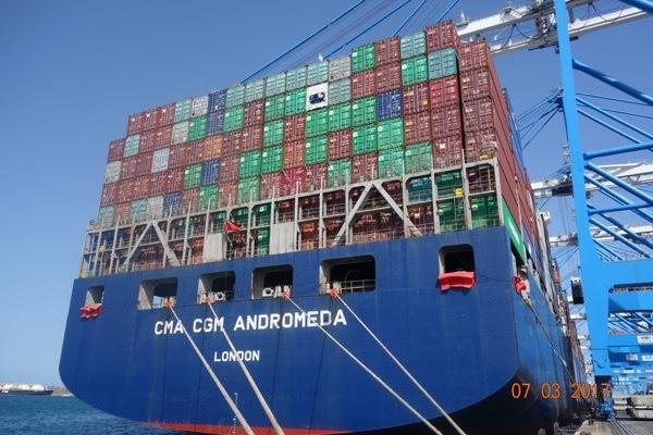 CMA CGM Ocean Alliance
