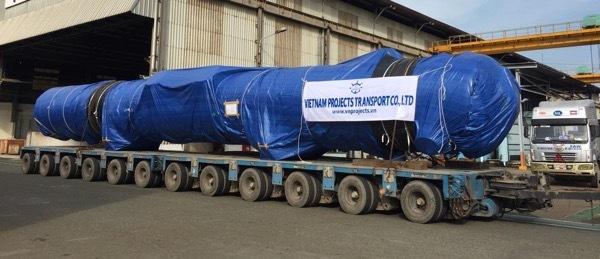 Vietnam Projects Breakbulk Cargo