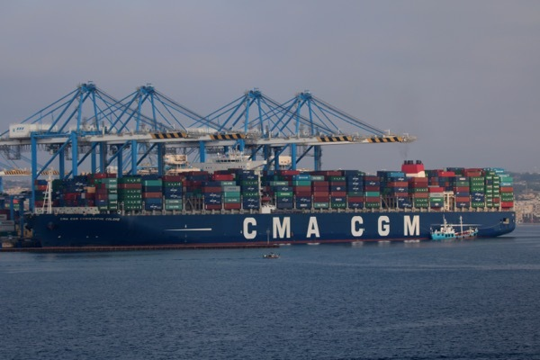 Malta Container Port