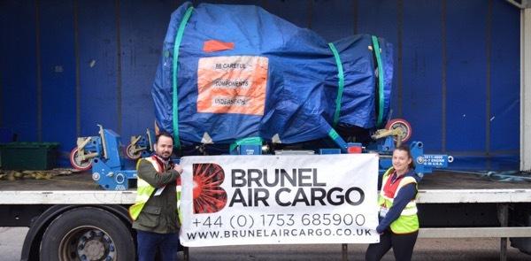 Brunel Air Cargo Services Ltd., UK