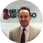 Mark Scanlon Brunel Air Cargo
