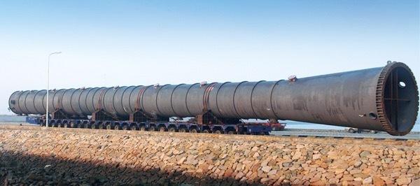 Chirey Global Logistics Projects