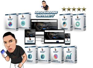 Dropshipping University Cover