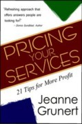 book cover Pricing Your Services