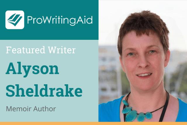 alyson sheldrake: featured writer