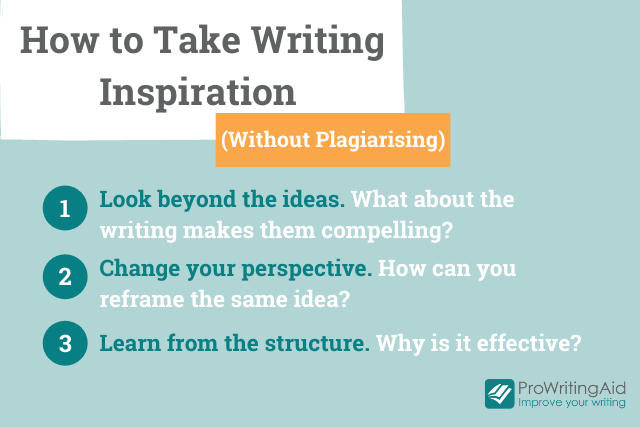 three ways to avoid plagiarism as a writer