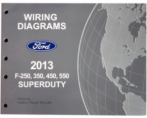 2013 Ford F250 F350 F450 F550 SuperDuty Truck Electrical