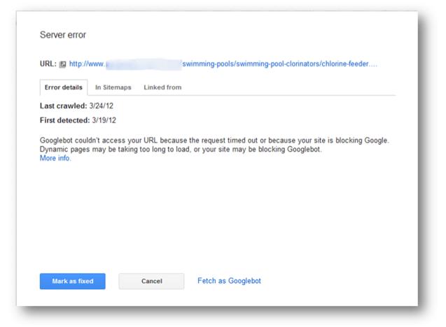 Webmaster Tools Google Updates