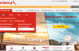 Avianca colombia