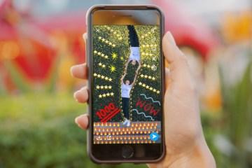 Snapchat realiza cambios