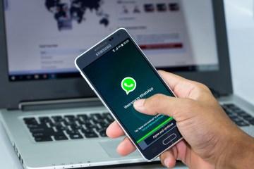 conversaciones en WhatsApp