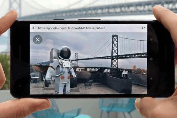 Google integrará la realidad aumentada a los computadores de escritorio