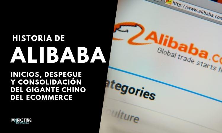 77ce584a83a8 Historia de Alibaba: el increíble crecimiento del gigante del ...