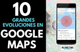 Las 10 últimas evoluciones en Google Maps: desde aviso de radar a consulta de reservas sin conexión