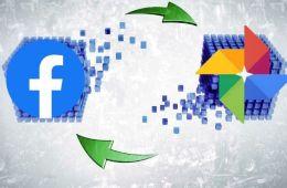 Pronto podrás pasar tus fotos de Facebook a Google fácilmente
