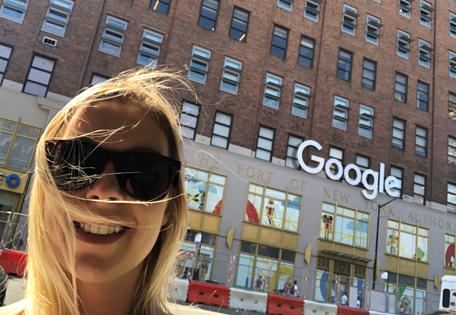 Marketing4Everyone at Google NYC