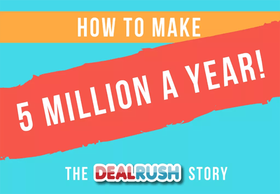 How to Make 5 Million a Year
