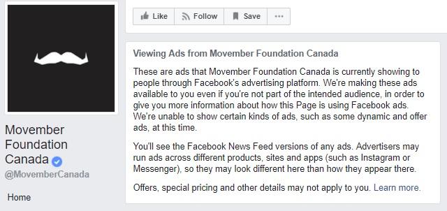 Movember Canada - 2017 11 - 1