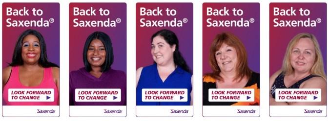 Saxenda ads - 1