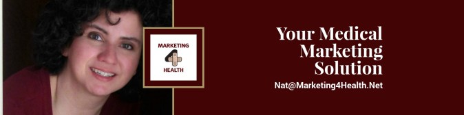 Marketing 4 Health Inc., Medical Marketing Consultant