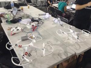 drones CPEC5
