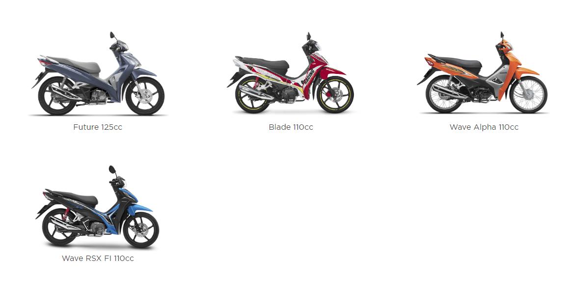 Chiến lược Marketing của Honda: Đa dạng hóa sản phẩm