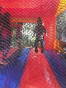 Bouncy fun